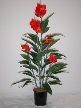 Canna Lily Plant 4 Artificial Plants Australia