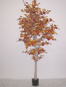 Autumn Birch Tree Artificial Plants Australia